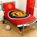 Manchester United Ágynemű (dupla mintás)